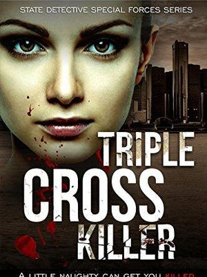 """Triple Cross Killer"" by Rosemarie Aquilina"