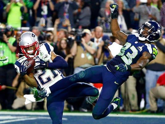 NFL: Super Bowl XLIX-New England Patriots vs Seattle Seahawks