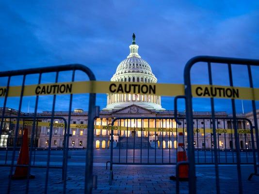 EPA USA SHUTDOWN CONGRESS POL GOVERNMENT USA DC