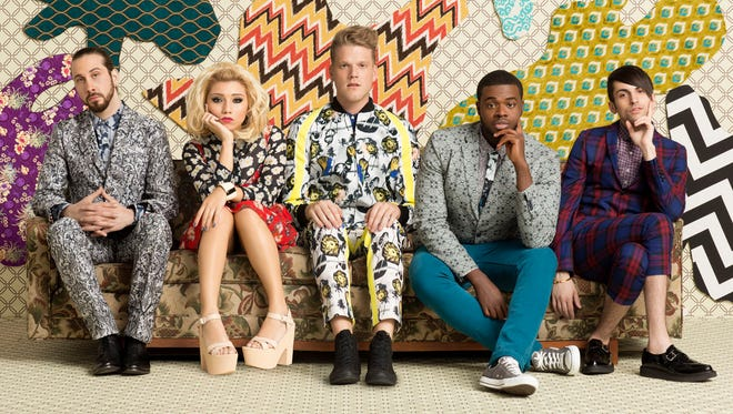 Award-winning a cappella group Pentatonix brings their world tour to the Pan American Center on Thursday, May 5.