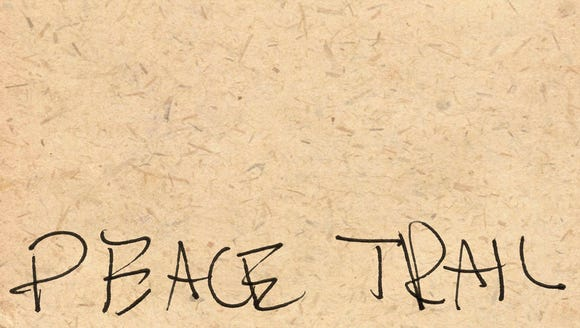 """""""Peace Trail"""" by Neil Young."""