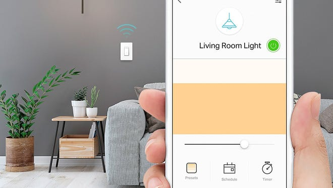 TP-Link sells smart plugs and light switches that add convenience and cost savings.