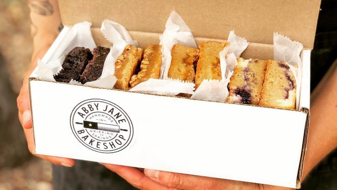 For a second Bakers Against Racism fundraiser, Abby Jane Bakeshop is selling focaccia and bars this week for pick up at the soon-to-open bakery near Dripping Springs.