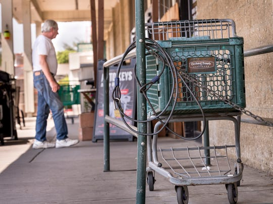 Orchard Supply Hardware, owned by Lowe's since a bankruptcy deal in 2013, announced Wednesday, August 22, 2018 that it would close all 99 stores. Sales begin Thursday.