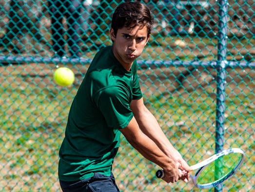 delbarton christian singles Congratulations to the green wave varsity tennis team which yesterday won delbarton's third straight state title with a 4-1 victory over christian brothers academy (cba) in the njsiaa/new balance non-public a state tournament at mercer county park in west windsor.