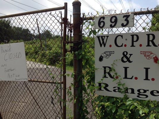 Westchester County Police Revolver & Rifle League