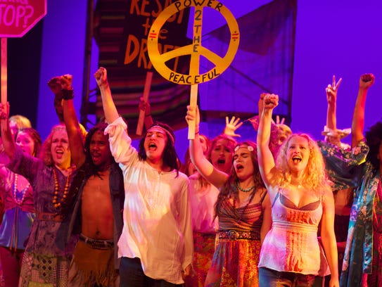 """Summer Stock Stage at Park Tudor presents """"Hair"""""""