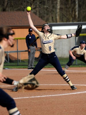 Lancaster junior pitcher Cassidy Zaker returns with more than 20 wins a year ago which helped lead the Gales to an Ohio Capital Conference-Ohio Division championship and a Division I district runner-up finish.
