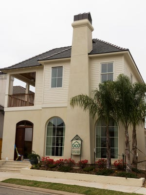 223 Biltmore Way in River Ranch, featured in the spring Parade of Homes  March 29, 2016.