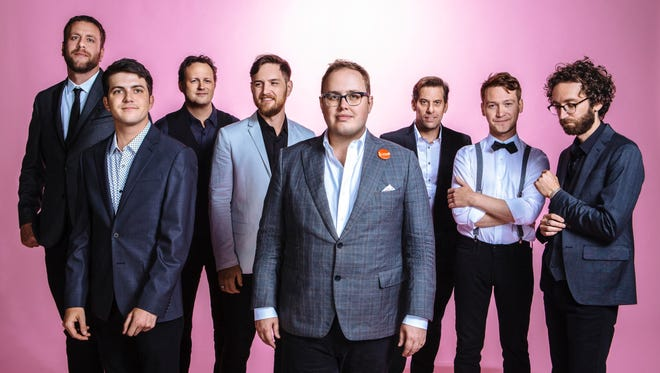 St. Paul and the Broken Bones are an Alabama-based soul revival band.