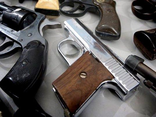 gun buyback file photo