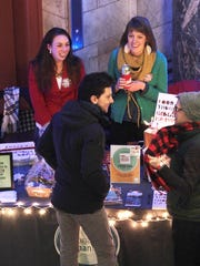 This year, Yelp's free pop-up holiday shopping party