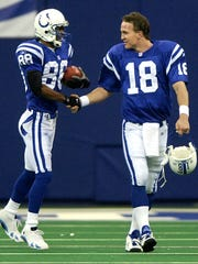 How long did it take for Marvin Harrison to learn his
