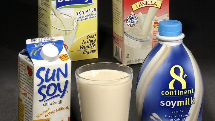 What is 'milk'? FDA chief says he intends to remove the word from nondairy products