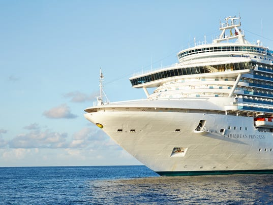 Princess Cruises Ship Emerges From Makeover - Columbo cruise ship