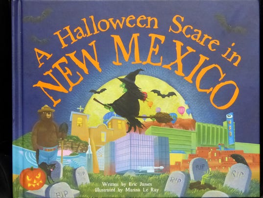 book cover halloween new mexico691