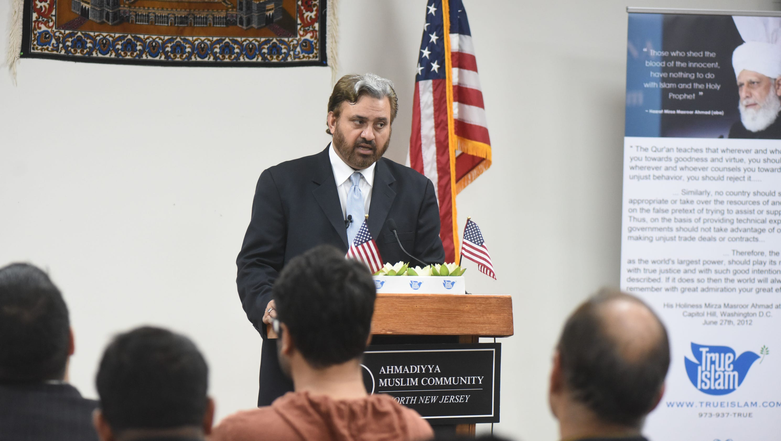 north monmouth muslim In the neighborhoods across north carolina we open doors for uprooted people, helping the world's most vulnerable rebuild their lives we are part of a nationwide.