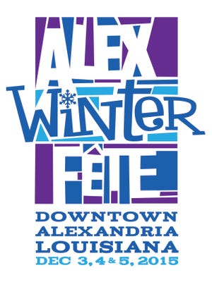 The inaugural Alex Winter Fete is set for Dec. 3-5 in downtown Alexandria.