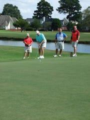 The 17th Annual Faith Radio Golf Tournament will be