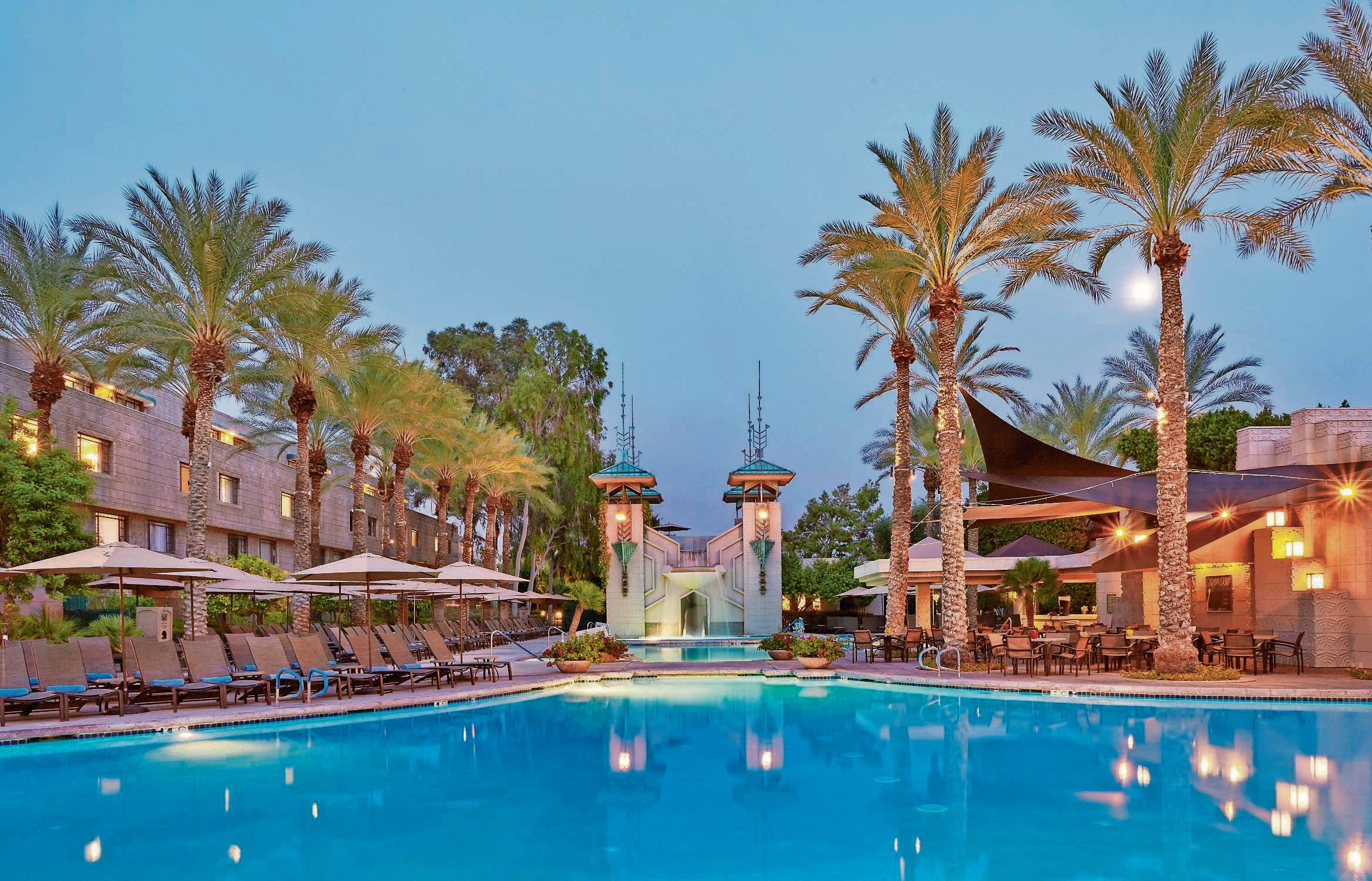 Here are a few of our most popular Phoenix/Scottsdale resorts: