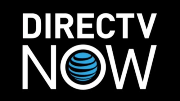 The DirecTV Now log.