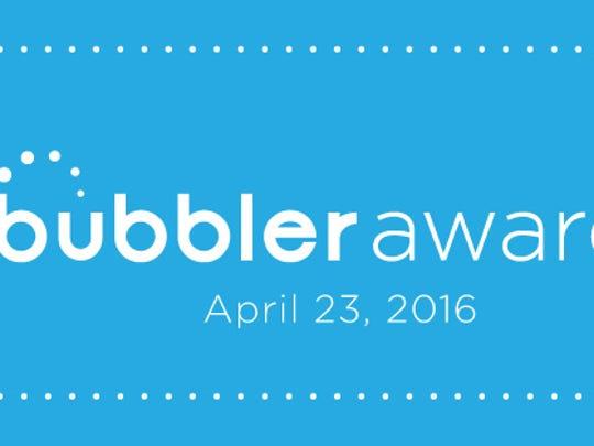 Bubbler Awards 2016 logo.