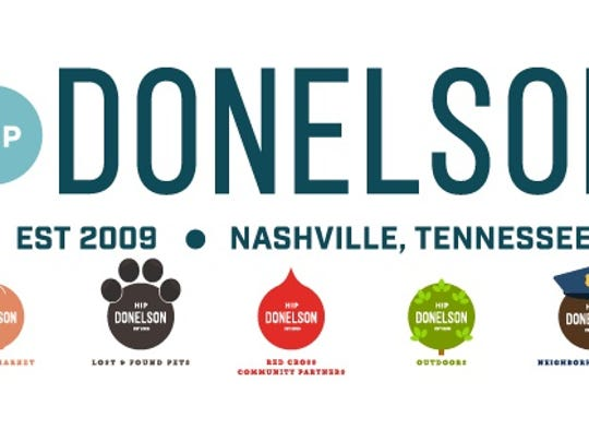 Hip Donelson in itself is a brand, but its new logo