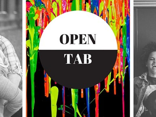Open Tab will perform Sept. 9, 2016 at the Elbow Room.