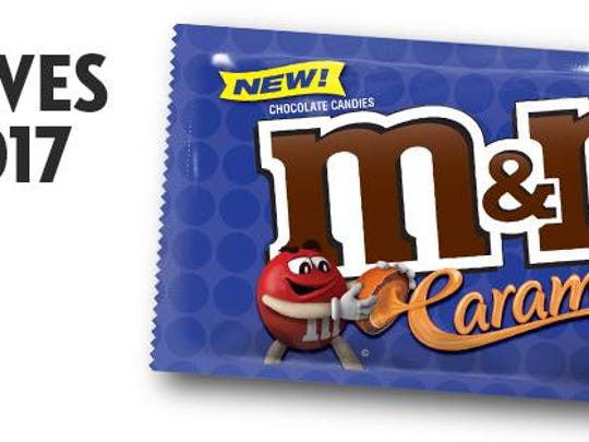 M&M's are coming in caramel.