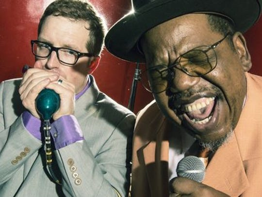Blues band The Cash Box Kings will celebrate the release