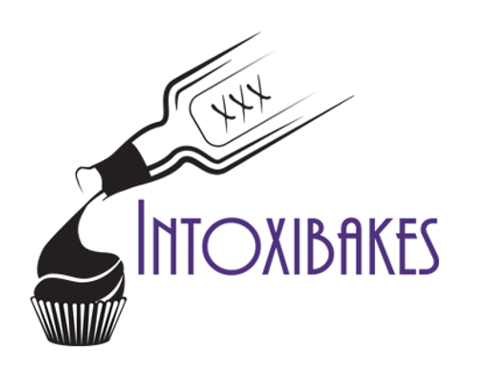 The Intoxibakes logo