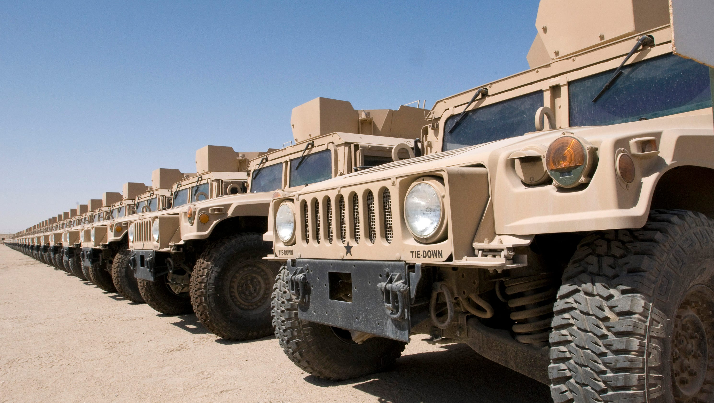 Hummers For Sale >> Surplus Humvee auctions to public a first for DoD