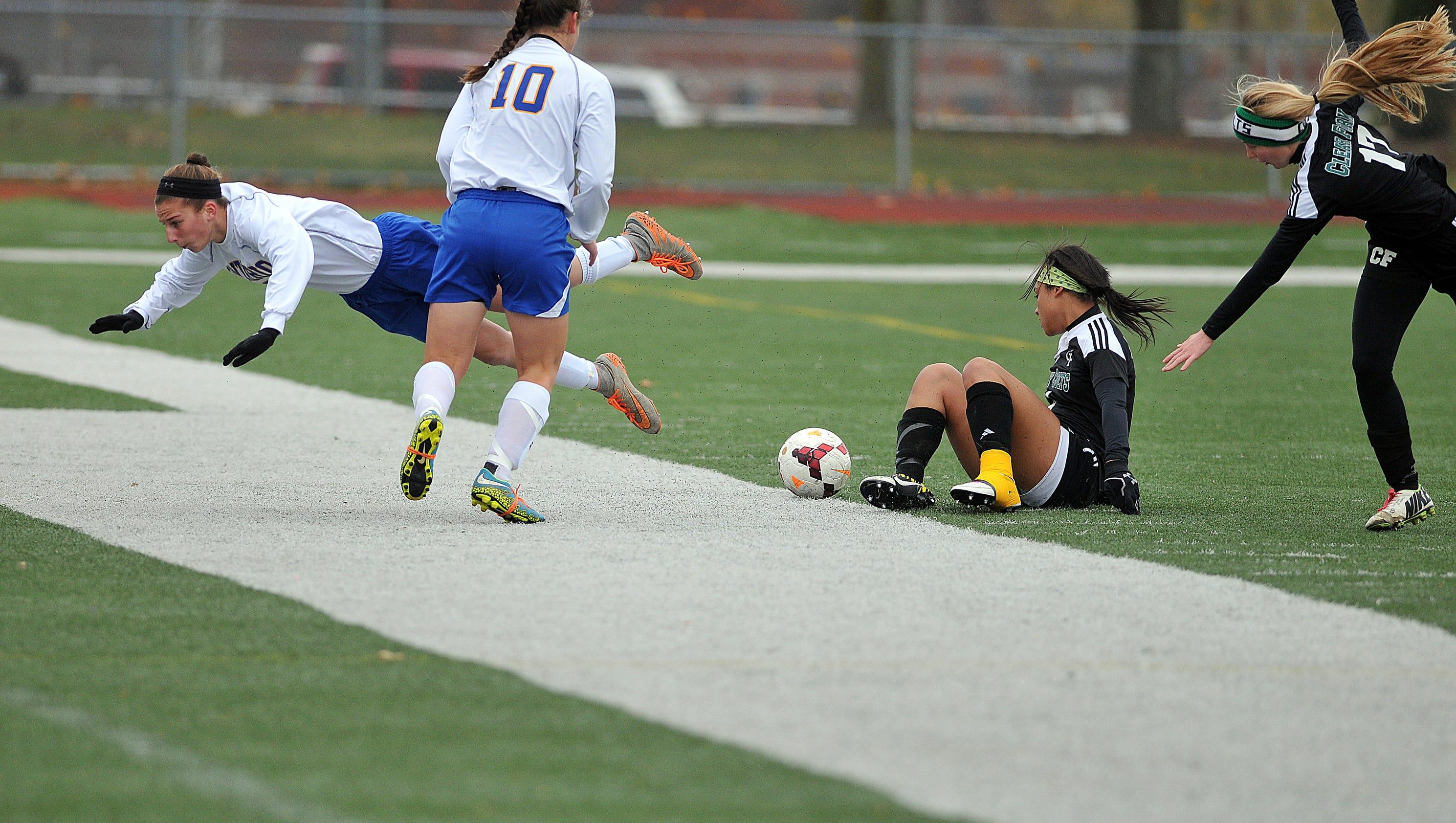 Girls Soccer Registration @ Forks High School