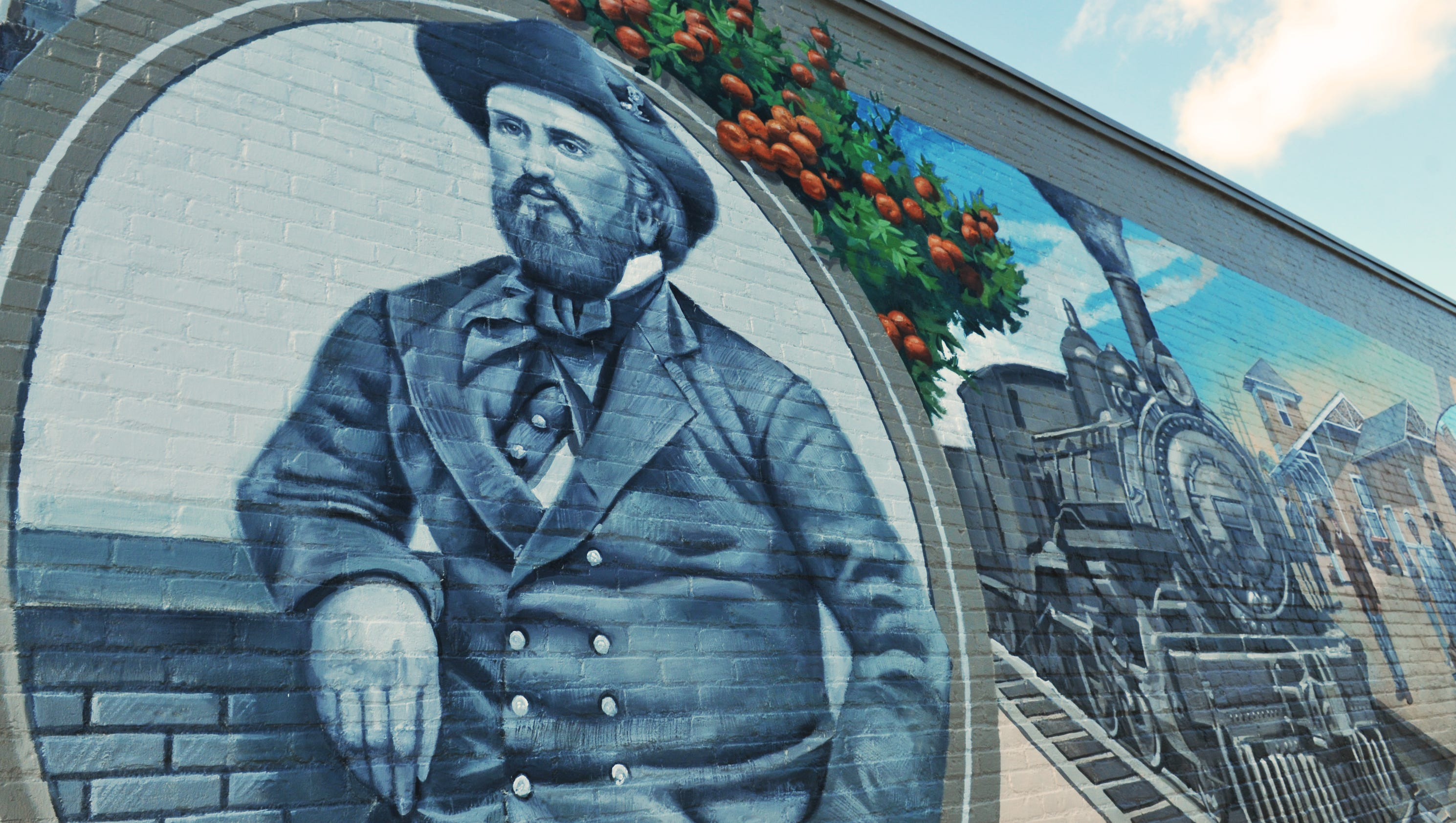 Titusville unveils large historical mural for Mural history