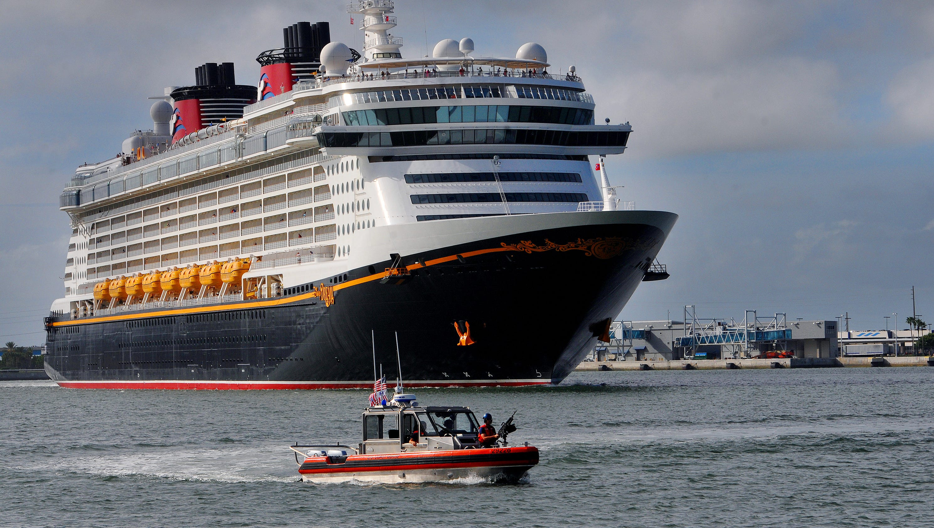 Brevard Cruise Business Impacted By Irma - How many cruise ships in port schedule