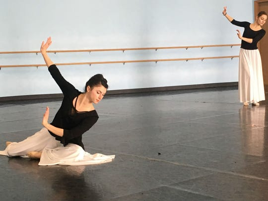 Nora Carr and Katerina Schweitzer will perform Feb.