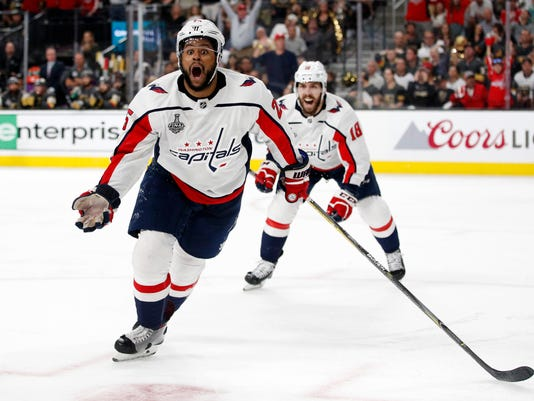 860fe70f3 Washington Capitals win the Stanley Cup  Devils