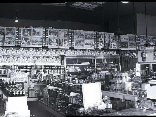 Welnick Arcade Market