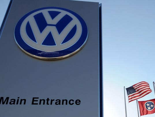 EPA FILE USA BUSINESS VOLKSWAGEN EBF TRANSPORT USA TN