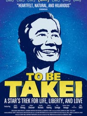 George Takei's life and career is chronicled in this documentary.