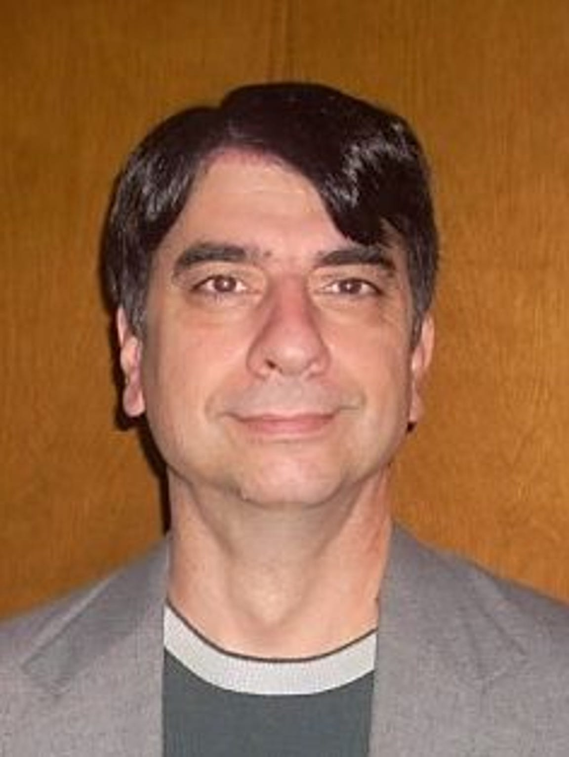 Phil Pavona is the vice president of the local chapter