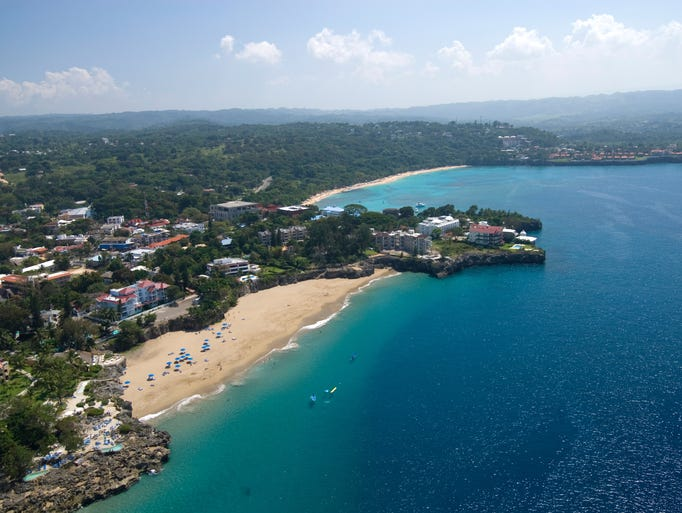 The Dominican Republic is the second largest nation in the Caribbean, with a population of about 10 million.
