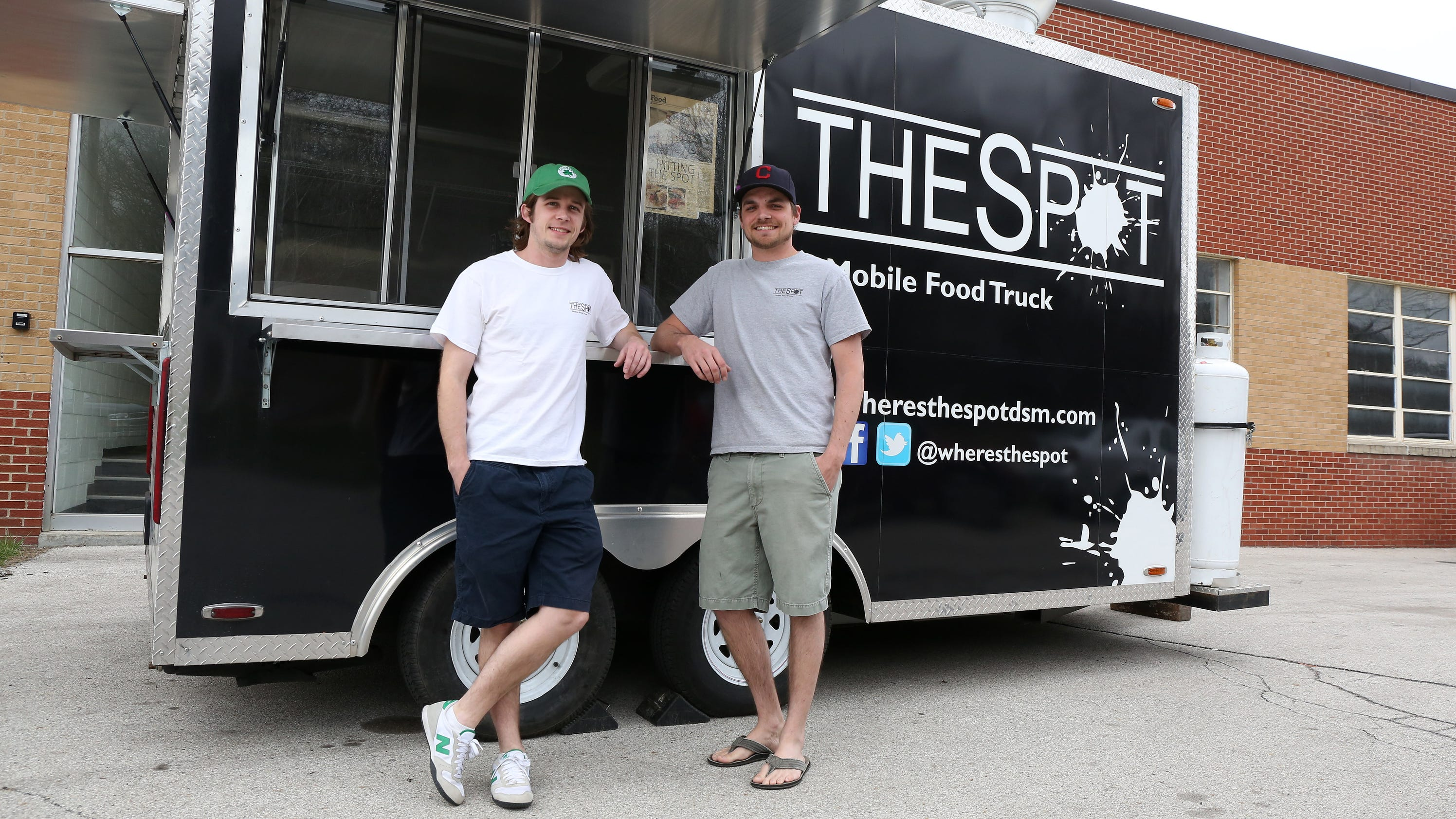 Food Trucks Des Moines