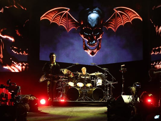 Avenged Sevenfold rocks Resch Center with stop on The Stage