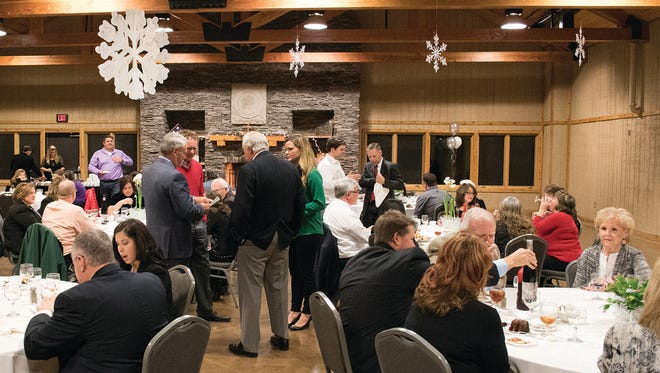 The Fairview Area Chamber of Commerce's Annual Holiday Dinner and Awards Night offers guests the opportunity to meet and greet with local business and civic leaders while celebrating the promotion of local commerce.