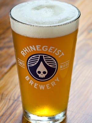 Rhinegeist brew