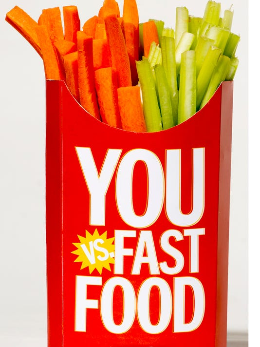 NUTRITION-FASTFOOD