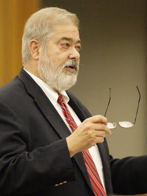 Sheboygan County District Attorney Joe DeCecco.