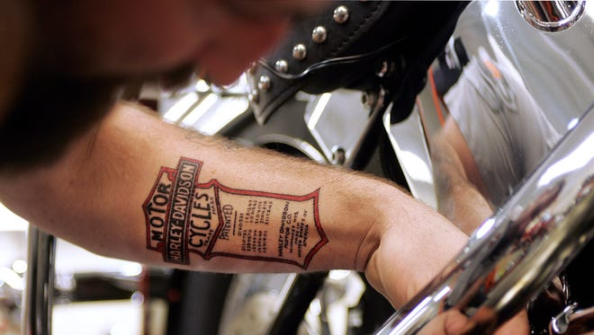 Harley Davidson of Montgomery is holding its first Epic Beard and Bad Ass Tattoo Event on Saturday.