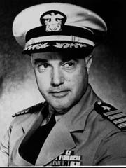 """Navy Capt. Charles McVay was found guilty of """"negligence"""""""